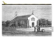 Egypt: El Guisr Church, 1869 Carry-all Pouch