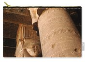 Egypt Temple Of Dendara Carry-all Pouch