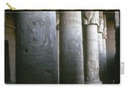 Egypt: Temple Of Hathor Carry-all Pouch by Granger
