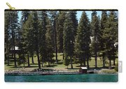 Ehrman Mansion Lake Tahoe Carry-all Pouch