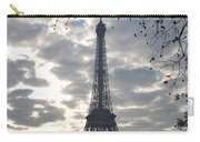 Eiffel In The Morning Carry-all Pouch