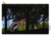 Eiffel Tower Shadows Carry-all Pouch