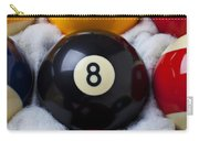 Eight Ball Carry-all Pouch