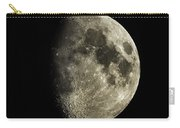 Eight-day-old Moon Carry-all Pouch