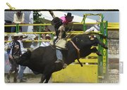 Rodeo Eight Seconds Carry-all Pouch