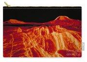 Eistla Regio Of Venus Carry-all Pouch