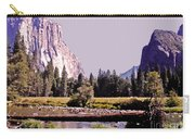 El Capitan In Summer Carry-all Pouch