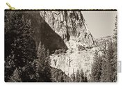 El Capitan Meets The River Carry-all Pouch
