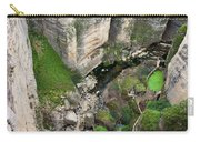 El Tayo River Gorge In Ronda Carry-all Pouch