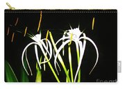 Elaines Flowers Carry-all Pouch