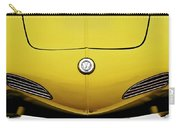 Electric Karmann Carry-all Pouch