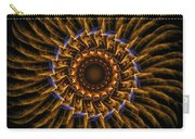 Electric Mandala 3 Carry-all Pouch