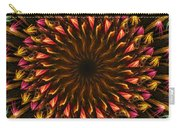Electric Mandala 4 Carry-all Pouch