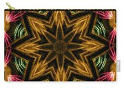 Electric Mandala 7 Carry-all Pouch