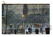 Electric Streetlight, 1881 Carry-all Pouch