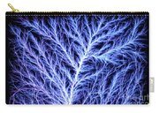 Electrical Discharge Lichtenberg Figure Carry-all Pouch