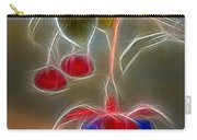 Electrifying Fuchsia Carry-all Pouch