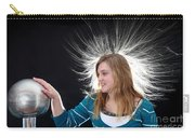Electrostatic Generator, 4 Of 8 Carry-all Pouch