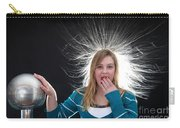 Electrostatic Generator Carry-all Pouch