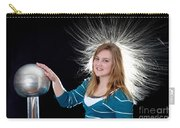 Electrostatic Generator, 7 Of 8 Carry-all Pouch