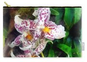 Elegant Beallara Orchid Carry-all Pouch