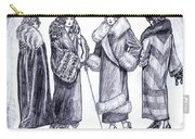 Elegant Coats Carry-all Pouch