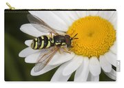 Elegant Hoverfly Carry-all Pouch