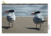 Elegant Tern Carry-all Pouch