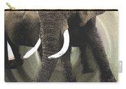 Elephant Awake Carry-all Pouch