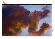 Elephant Cloud Carry-all Pouch