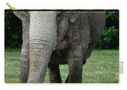 Elephant Greet Carry-all Pouch