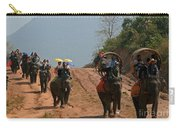 Elephant Rides Carry-all Pouch