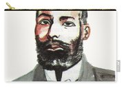 Elijah Mccoy Carry-all Pouch