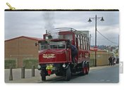 Elizabeth - Steam Bus At Whitby Carry-all Pouch