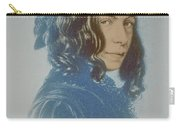 Elizabeth Barrett Browning, English Poet Carry-all Pouch