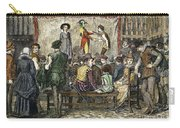 Elizabethan Theatre Carry-all Pouch