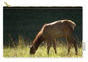 Elk Calf Carry-all Pouch