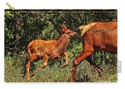 Elk Fawn Carry-all Pouch