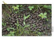 Elk Scat Carry-all Pouch
