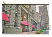 Ellicott Square Building And Hsbc Carry-all Pouch