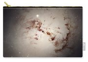 Elliptical Galaxy Ngc 1316, Hst Image Carry-all Pouch