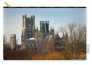 Ely Cathedral Scenic Carry-all Pouch