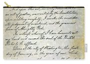 Emancipation Proc., P. 4 Carry-all Pouch