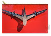 Emblem On Red 2 Carry-all Pouch