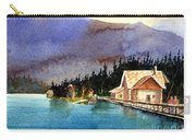 Emerald Lake Lodge B.c Carry-all Pouch