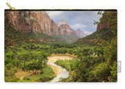 Emerald Pools Trail 3 Carry-all Pouch