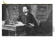Emile Zola (1840-1902) Carry-all Pouch