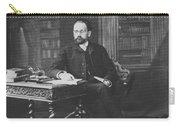 Emile Zola 1840-1902 Novelist Carry-all Pouch