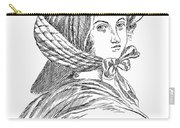 Emily Bront� (1818-1848) Carry-all Pouch