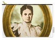 Emily Warren Roebling Carry-all Pouch